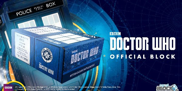Custom-Curated Items Available for Subscribers Nerd Block today announced the launch of their new Doctor Who Official Block. The bi-monthly subscription box, available to ship to the United States, Canada […]