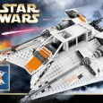 Build the ultimate LEGO® Snowspeeder!