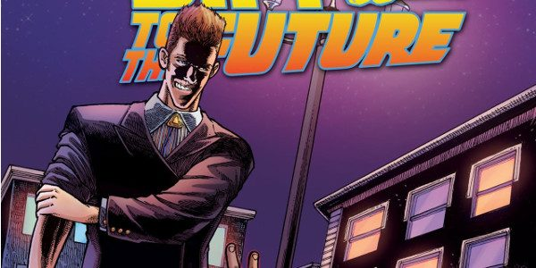 The all powerful rich douchebag continues to make havoc in this third issue of Biff to the Future. This latest issue comes into an ironic moment until 15 years later […]