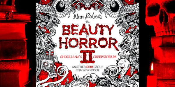 The Sequel To Alan Robert's Smash Hit Horror Coloring Book Coming This September From IDW Publishing The color-crazed carnage continues with Alan Robert's The Beauty of Horror 2: Ghouliana's Creepatorium, Another […]