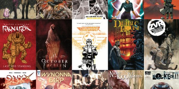 IDW and Humble Bundle team up in support of the Comic Book Legal Defense Fund and Traveling Stories IDW Publishing and Humble Bundle are once again joining forces to launch […]
