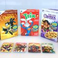General Mills Partners with DC's Custom Creative Studio + Advertising Team for New Cereal Box Artwork and Original Comics