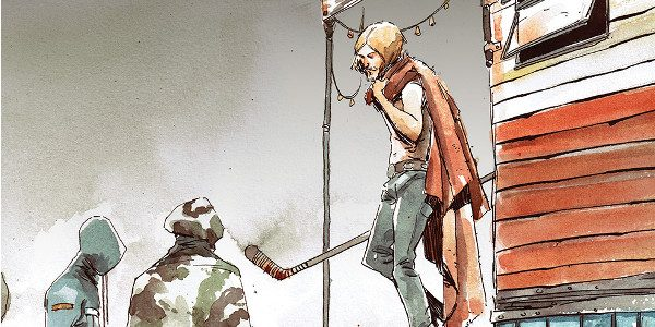 Matt Kindt and Tyler Jenkins' Grass Kings Collection Schedule for 2018 BOOM! Studios is pleased to announce the addition of a brand-new variant cover for GRASS KINGS #2 just in […]