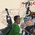 Who ya gonna call? Ghostbusters Time! IDW brings a new series of an old movie of Ghostbusters, but now it's Ghostbusters 101 which becomes a vivid definition of supernatural beings […]