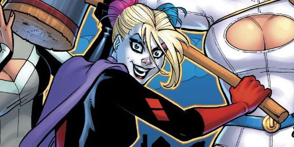 Harley's dream partnership continues as her, Power Girl and Atlee struggle against Zorcrum. It's not a spoiler to say that eventually he is defeated but you will never guess who […]