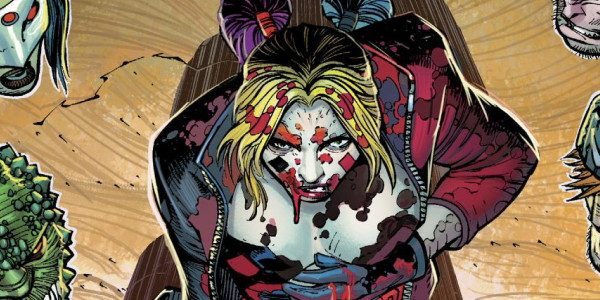 """This issue sees Rustam busy on his """"Cleanse"""", Flag and Katana busy still being captured and Harley busy seeking revenge! Harley has found Hack's body and is NOT happy! Someone […]"""