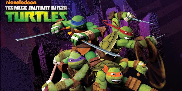 Nickelodeon Reimagines The Iconic Teenage Mutant Ninja Turtles In All New Animated Series Rise Of The Teenage Mutant Ninja Turtles