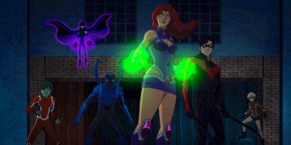 WARNER BROS. HOME ENTERTAINMENT TO HOST EXCLUSIVE WORLD PREMIERE OF TEEN TITANS: THE JUDAS CONTRACT MARCH 31 AT WONDERCON ANAHEIM Teen Titans actors Sean Maher, Jake T. Austin, Taissa Farmiga, […]