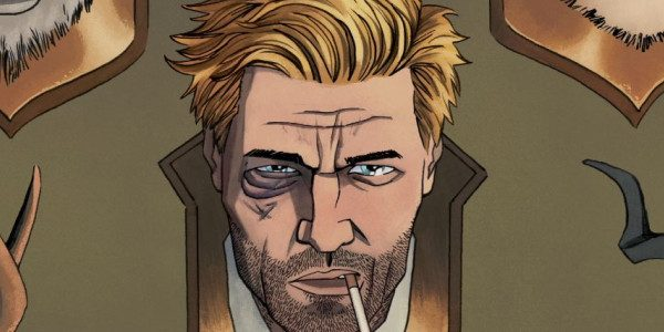 John Constantine, the man of many talents, knows how to irritate the wrong people in loads of different languages! This issue it's the French police that are subjected to John's […]