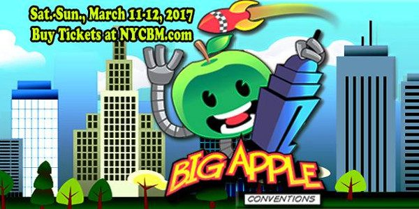 Once again, Big Apple Con proves why they last so long. I always look forward to Big Apple Con. It's definitely one of the more well-organized conventions I go to. Seriously, […]