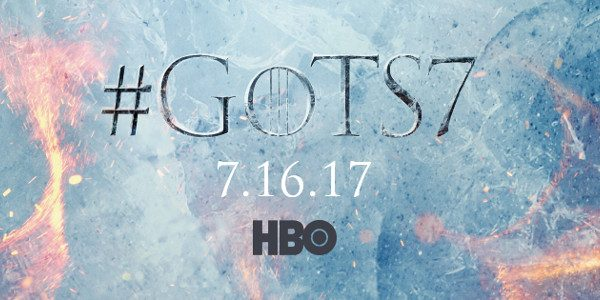 """HBO has confirmed that GAME OF THRONES will return for its seven-episode seventh season SUNDAY, JULY 16 (9:00-10:00 p.m. ET/PT). Based on the popular book series """"A Song of Ice […]"""