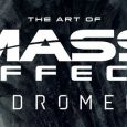 Publisher Reveals Art for The Art of Mass Effect: Andromeda, Mass Effect: Discovery, and Dragon Age: Knight Errant