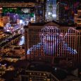 Caesar Invades Vegas and Takes Over Caesars Palace Las Vegas with a major show-stopping visual effect!