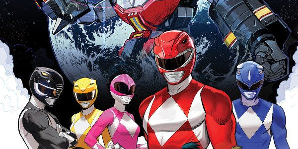 Fighting evil is hard, but surviving high school may be even harder BOOM! Studios and Saban Brands announceSABAN'S GO GO POWER RANGERS, an all-new ongoing comic book series that will […]