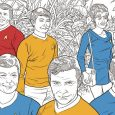 "PLOT A COURSE FOR IMAGINATION WITH NEW ""STAR TREK™"" COLORING BOOKS Dark Horse Releases Second Volumes for Star Trek Fans"