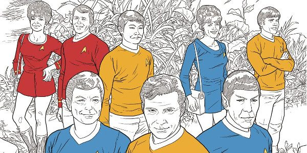 "PLOT A COURSE FOR IMAGINATION WITH NEW ""STAR TREK™"" COLORING BOOKS Dark Horse Releases Second Volumes for Star Trek Fans Following the out-of-this-world success of 2016's Star Trek: The Next […]"