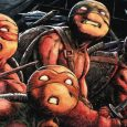 IDW release the sixteenth volume of TMNT Ongoing, which has more than one chapters of this graphic novel.