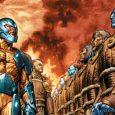 "As revealed at SyFyWire, Valiant is proud to present your first look inside X-O MANOWAR (2017) #4 – the FIRST ISSUE of ""GENERAL,"" an ALL-NEW ARC and EXPLOSIVE NEW JUMPING-ON […]"