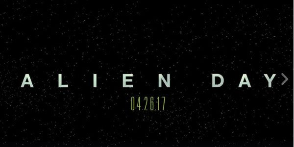 "COUNTDOWN TO THE RELEASE OF TWENTIETH CENTURY FOX'S ""ALIEN: COVENANT"" CONTINUES WITH THE RETURN OF ALIEN DAY APRIL 26th As Part of the Celebration, Participating Regal RPX Theaters Will Be […]"