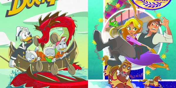 IDW Publishing Will Launch Comic Stories Based on the Animated Series Disney fans rejoice! DuckTales and Tangled: The Series are Disney's latest animated TV series to make the leap from […]