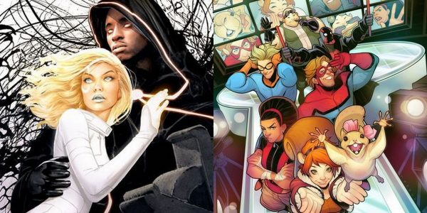At Freeform's upfront presentation, The Walt Disney Company's millennial-focused television network announced a bold and robust programming lineup including two shows based on Marvel comics: Cloak and Dagger and New […]