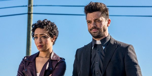 "THE HIGHLY-ANTICIPATED, SUPERNATURAL DRAMA RETURNS WITH A TWO-NIGHT PREMIERE EVENT BEGINNING SUNDAY, JUNE 25TH AT 10:00PM ET/PT AMC has released a first-look teaser of the highly-anticipated second season of ""Preacher,"" which debuted in last […]"