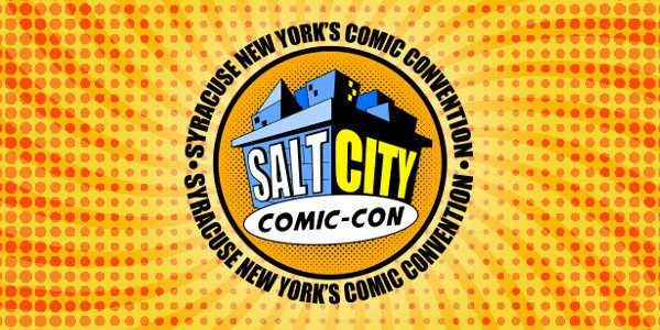 Pop Culture Book Publisher Creates Convention ExclusivesSyracuse's Salt City Comic-Con is excited to welcome Hermes Press, one of the premiere publishers of pop culture art books and comic reprints, to […]