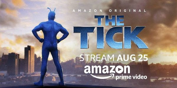 Today Amazon Prime Video announced Friday, August 25 will be the premiere date for the highly-anticipated superhero comedy series The Tick. About The Tick In a world where superheroes have […]