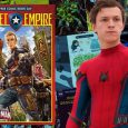 Spider-Man: Homecoming Star Tom Holland Encourages Fans to get a Preview of Spectacular Spider-Man at Local Comic Shops on Saturday, May 6 for Free Comic Book Day