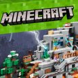 The LEGO Group will be unveiling the largest LEGO Minecraft set to date – at 2,863 pieces! It's a massive, detailed Mountain Cave set launching July 1.