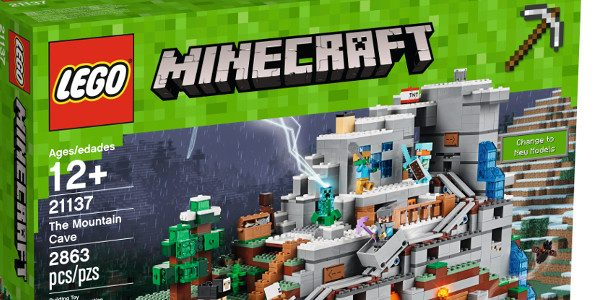 The LEGO Group will be unveiling the largest LEGO Minecraft set to date – at 2,863 pieces! It's a massive, detailed Mountain Cave set launching July 1. The Minecraft Mountain […]