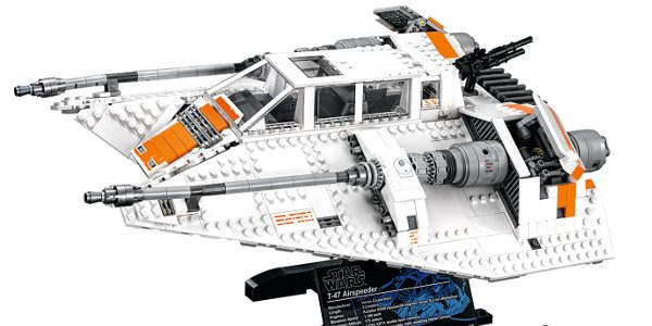 To celebrate the 40th anniversary of Star Wars: Episode IV A New Hope LEGO recreated one of the most infamous scenes in the film with the battle of Yavin and the […]