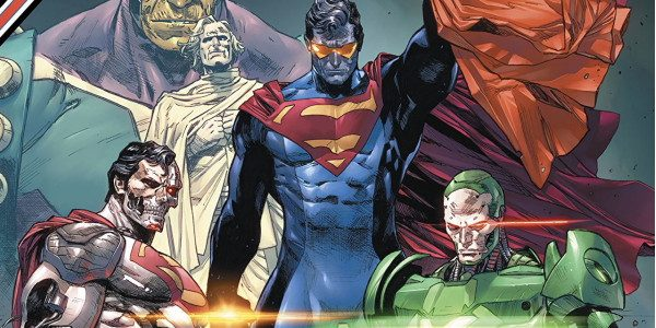 Jurgens and co are kicking off a new arc! Superman has earned a hefty slew of adversaries over the years ever since he donned the crimson cape and boots. Time […]