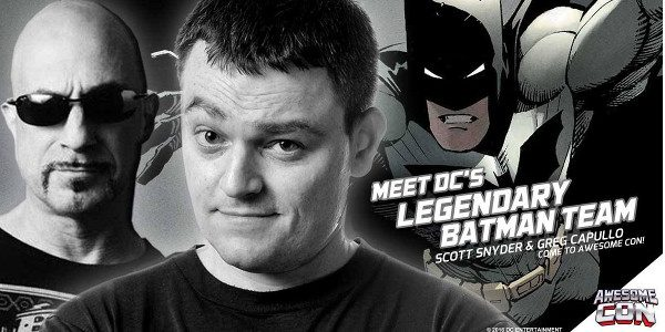 Awesome Con, the Mid-Atlantic's pop culture con held in Washington, DC from June 16-18, is excited to announce tickets are now available for a special comics masterclass with BATMAN writer […]