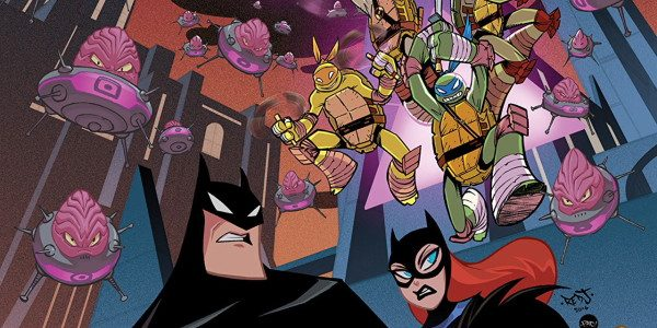 Gotham's greatest protector The Batman, and his gang are fighting alongside with the Teenage Mutant Ninja Turtles once again on the sixth issue. This time, the gang are fighting an […]