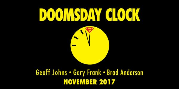 """In the most anticipated story of the year, New York Times bestselling writer Geoff Johns confirms Watchmen will make an epic return to the DC Universe this November. As """"The […]"""