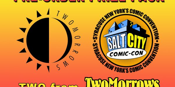 Pre-Order Prize Packs include Two From TwoMorrows Syracuse's Salt City Comic-Con and TwoMorrows Publishing, a leading publisher of comic book history, are excited to offer fans a chance to win […]