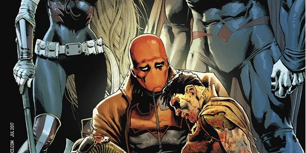 The Outlaws all have problems to deal with this issue, Red Hood and Artemis both have demons from their past while Bizarro has a literal mountain to overcome. Artemis can't […]