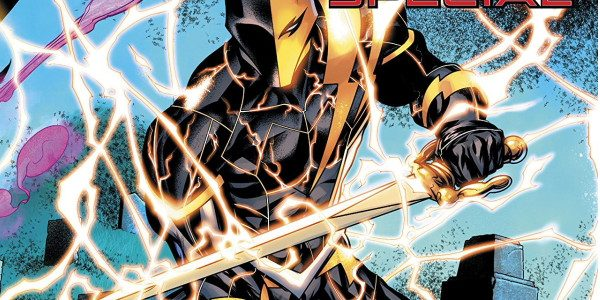 The Teen Titans and Titans join forces to try and stop Deathstroke and they don'talways gel as a team. Deathstroke is desperately trying to save his son and has tricked […]