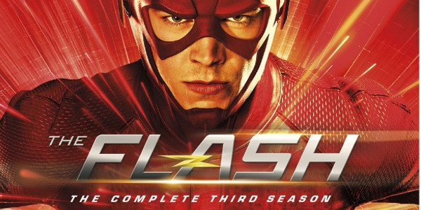 #1 Series on The CW THE FLASH: THE COMPLETE THIRD SEASON Over Two Hours of Exciting Behind the Scenes Bonus Content, Including Five Crossover Featurettes, Deleted Scenes, Gag Reel, and […]