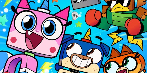 Get Ready for an Endless Explosion of Creativity and Positivity Starring Fan-Favorite Character From Global Blockbuster The LEGO® Movie Cartoon Network is transporting viewers to a joyous kingdom full of […]