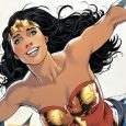 Okay, guys, Issue #1 of Wonder Woman Annual begins with the questioning of who really is the beautiful woman flying around?