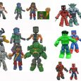 Diamond Select Toys recently released Series 4 of its Marvel Animated Minimates collection, the latest assortment in an exclusive mini-figure line only available at Walgreens stores.