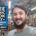 Free Comic Book Day is less than a week away
