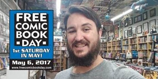 Free Comic Book Day is less than a week away and Wil Wheaton (Star Trek: The Next Generation, Tabletop) encourages fans to participate in the event. Major publishers such as […]