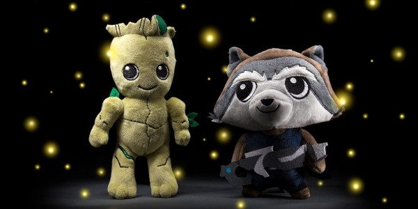 They call themselves the Guardians of the Galaxy. Just in me for volume 2, Peter Quill and Co are back in PHUNNY plush form to save the universe from the […]