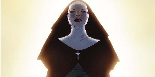 """""""Sons of Anarchy'"""" Creator Brings """"Nuns with Guns"""" to Comics """" order_by=""""sortorder"""" order_direction=""""ASC"""" returns=""""included"""" maximum_entity_count=""""500″]BOOM! Studios announces the creative team for SISTERS OF SORROW, the first original series created exclusively […]"""