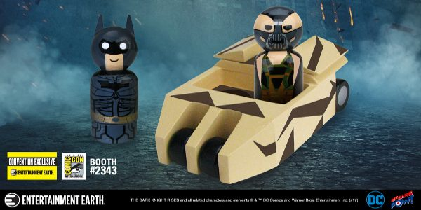 BATMAN™ and BANE™ Ride into San Diego Comic-Con as New Pin Mate™ Exclusive BATMAN™ fans, rejoice! There is nothing more exciting than getting your hands on a BATMAN™ collectible that's […]