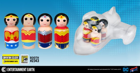 "Experience the Evolution of WONDER WOMAN™ with her Invisible Jet Convention Exclusive! "" order_by=""sortorder"" order_direction=""ASC"" returns=""included"" maximum_entity_count=""500″]A worldwide icon for over 75 years, WONDER WOMAN™ has captured our attention as […]"