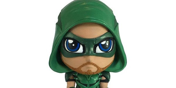Icon Heroes is pleased to announce their 4th San Diego Comic Con exclusive! DC Comics Arrow TV Green Arrow Animated Statue ($50) The Green Arrow is adorable in this 6″ […]
